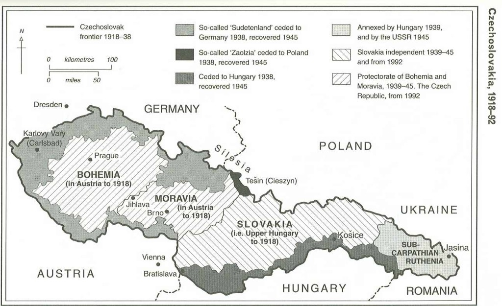 Czech-1918-1992